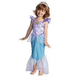 Déguisement Sirène Enfant : de 2 ans à 4 ans