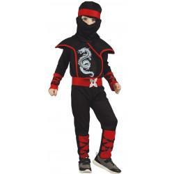 Déguisement Ninja Enfant : de 2 ans à 4 ans