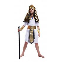 Déguisement Egyptien Pharaon Enfant : de 6 ans 12 ans