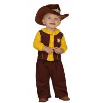 Déguisement Cowboy Enfant : de 24 à 36 mois