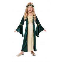Déguisement Princesse Médiévale Enfant : de 6 ans à 9 ans