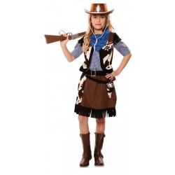 Déguisement Cowgirl Enfant : de 6 ans à 12 ans