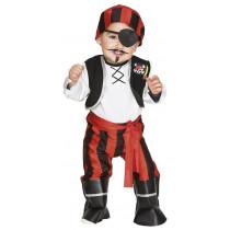 Déguisement Pirate Bébé : 12/24 mois