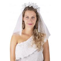 Serre-Tête Voile de Mariée