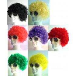 Perruque Afro MV - 8 Coloris au Choix