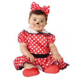Déguisement Souris Fille Enfant : de 24 mois à 36 mois