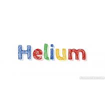 Gonflage Ballon Helium Chiffre Géant