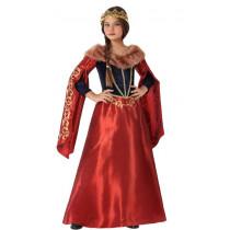 Déguisement Reine Médiévale Enfant : de 6 ans à 12 ans