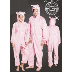 Déguisement Cochon Luxe / Porc / Babe