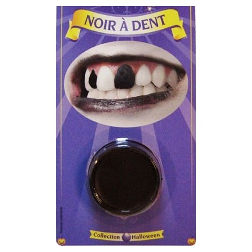 Noir à Dents Palette