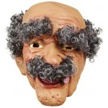 Masque Grand-Père Latex Luxe