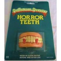 PROMO Dentier Vampire Carte Verte